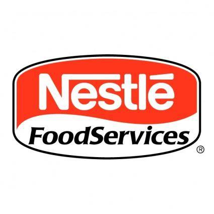 free vector Nestle foodservices