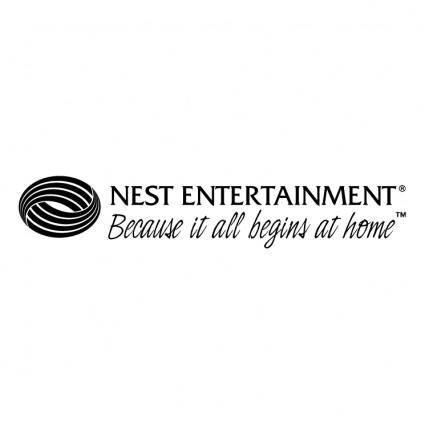 free vector Nest entertainment