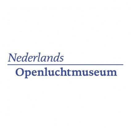 free vector Nederlands openluchtmuseum