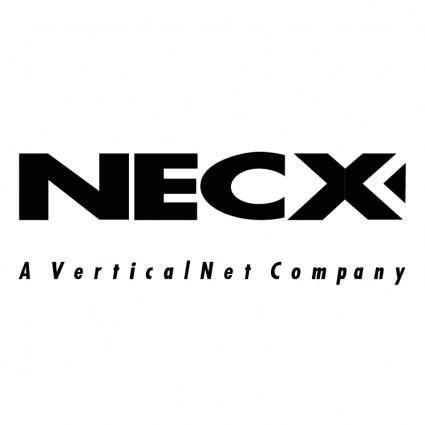 free vector Necx 0