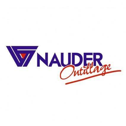Nauder outillage