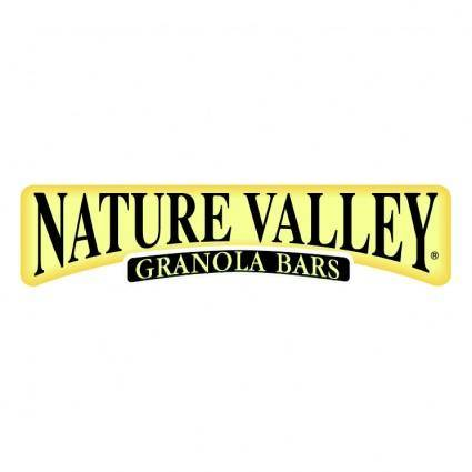 free vector Nature valley 3