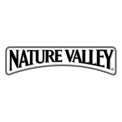 free vector Nature valley 1