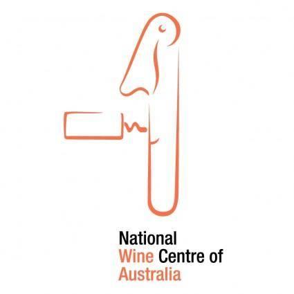 free vector National wine centre of australia
