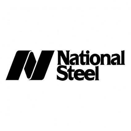 free vector National steel 0