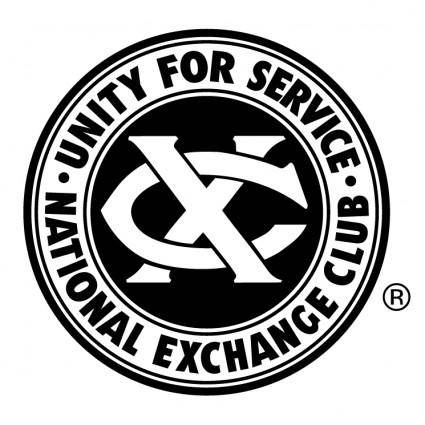 free vector National exchange club