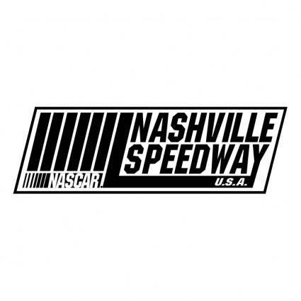 free vector Nashville speedway