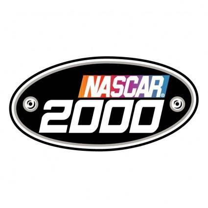 free vector Nascar 2000