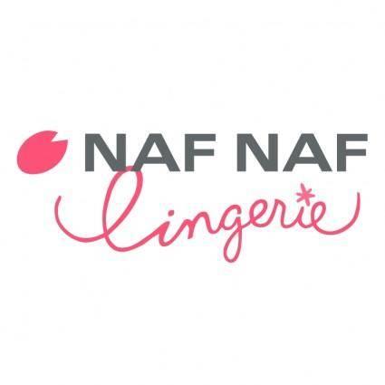 free vector Naf naf lingerie
