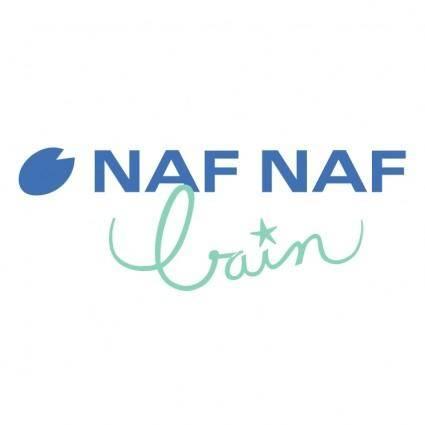 free vector Naf naf bain