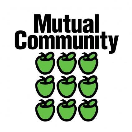 free vector Mutual community