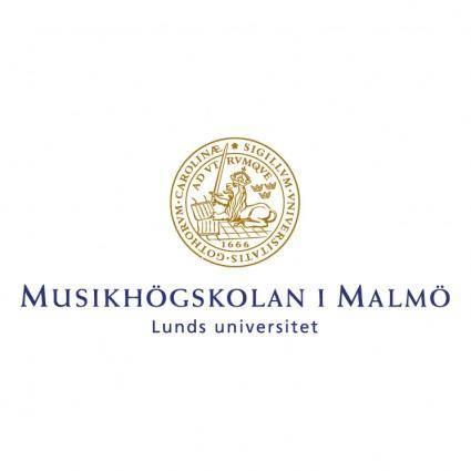 Musikhogskolan i malmo