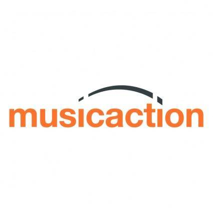 free vector Musicaction 1