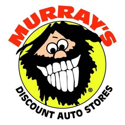 free vector Murrays discount auto stores