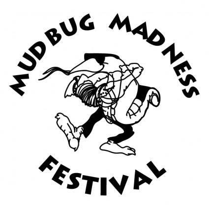 free vector Mudbug madness