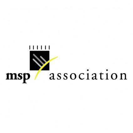 free vector Msp association