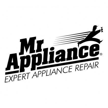 free vector Mr appliance