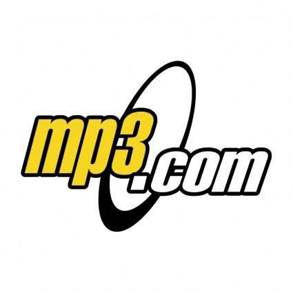 free vector Mp3com 3