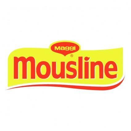 Mousline maggi
