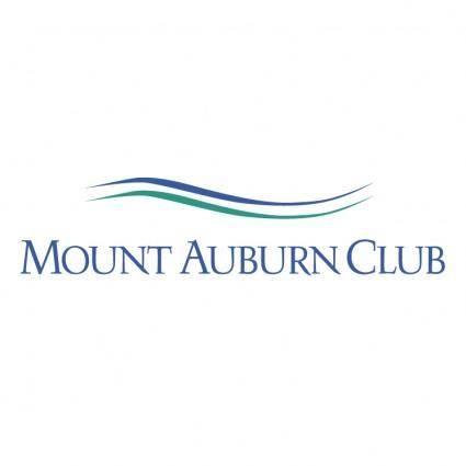 free vector Mount auburn club