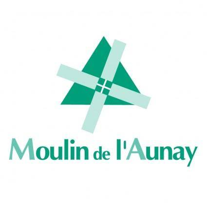 free vector Moulin de launay