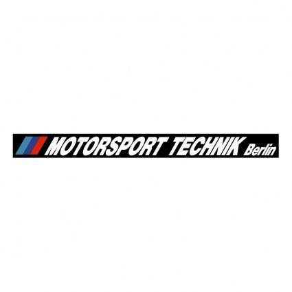 Motorsport technik berlin