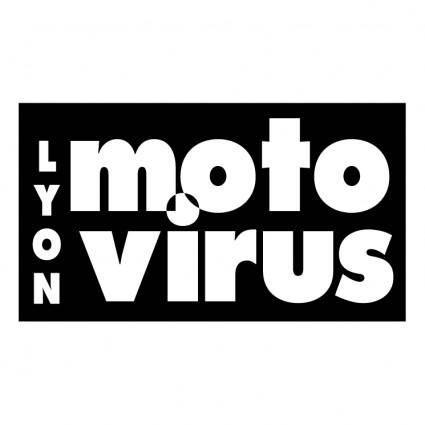 free vector Moto virus
