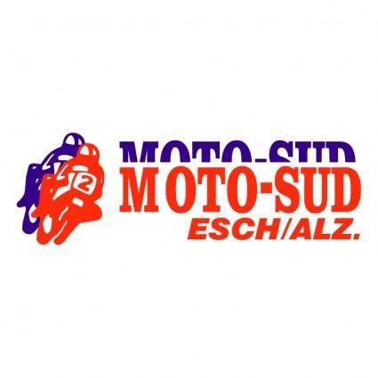 free vector Moto sud