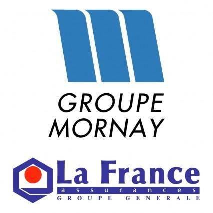 free vector Mornay groupe