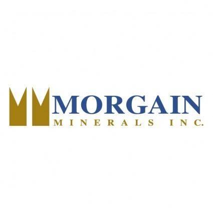 Morgain minerals
