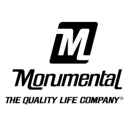 free vector Monumental 0