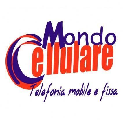 free vector Mondo cellulare
