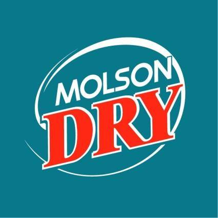 Molson dry 2