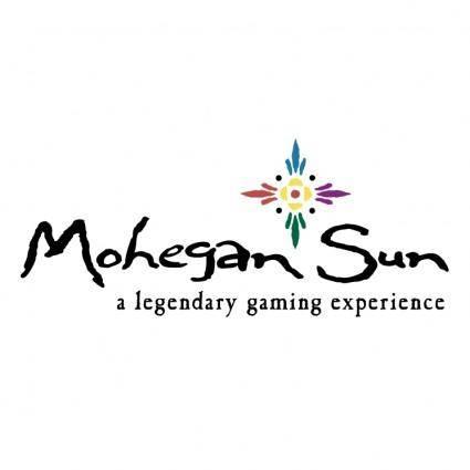free vector Mohegan sun