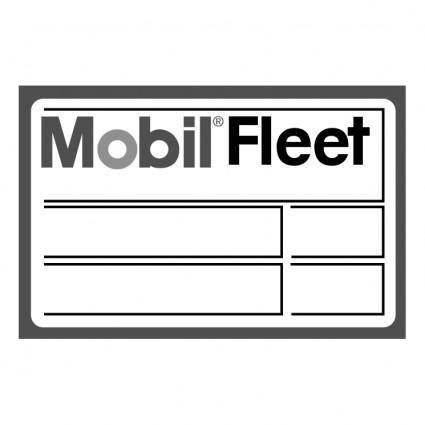 Mobil fleet