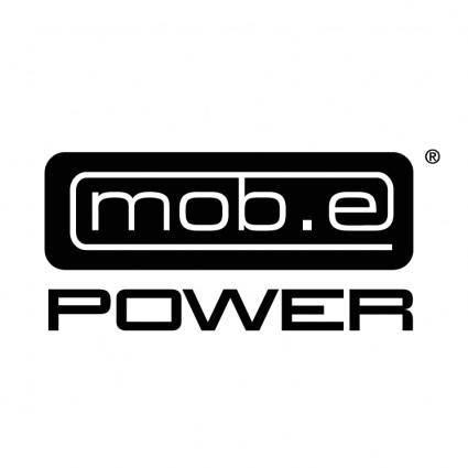 free vector Mobe power