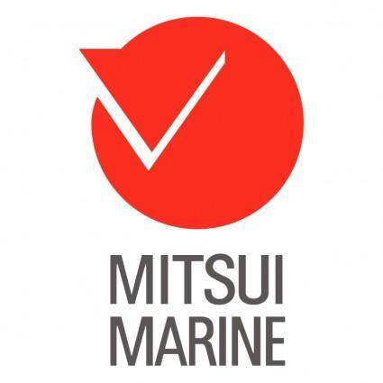 free vector Mitsui marine