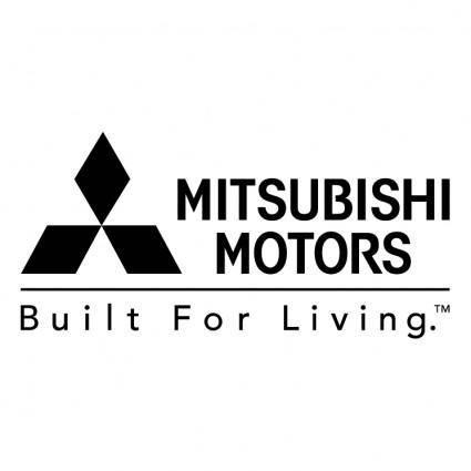 free vector Mitsubishi motors 2