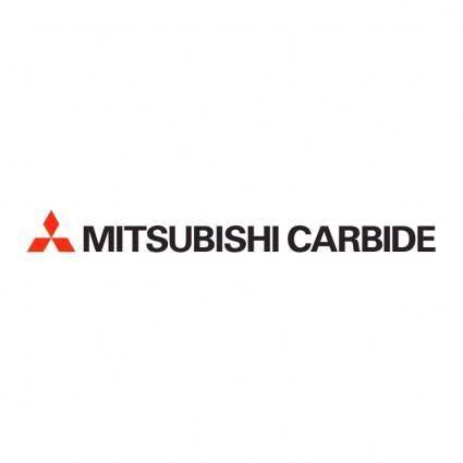 Mitsubishi carbide
