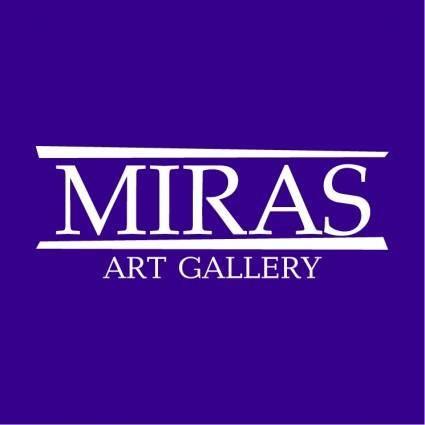 free vector Miras art gallery