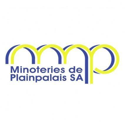 free vector Minoteries de plainpalais