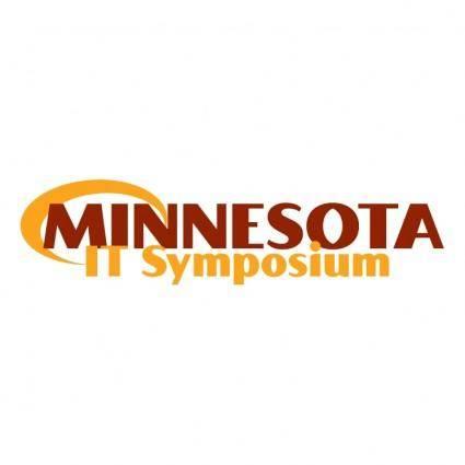 free vector Minnesota it symposium