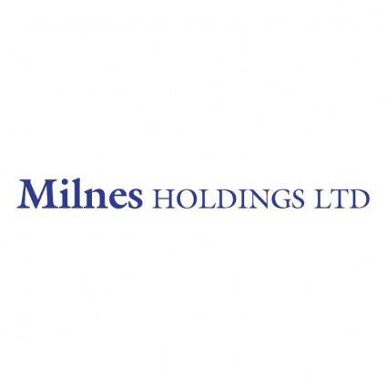 Milnes holdings