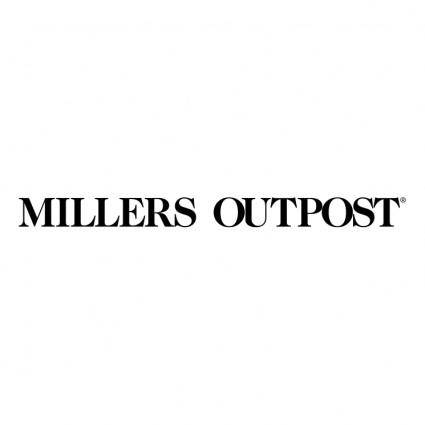 free vector Millers outpost