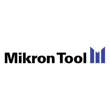 free vector Mikron tool
