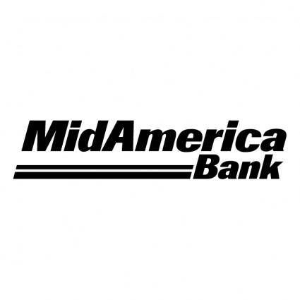 free vector Midamerica bank