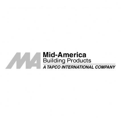 free vector Mid america building products