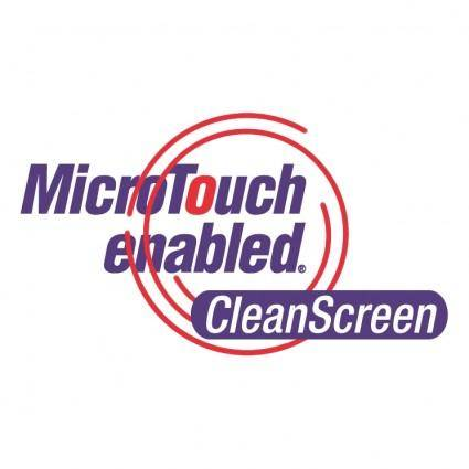 free vector Mictotouch enabled