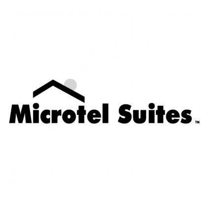 free vector Microtel suites