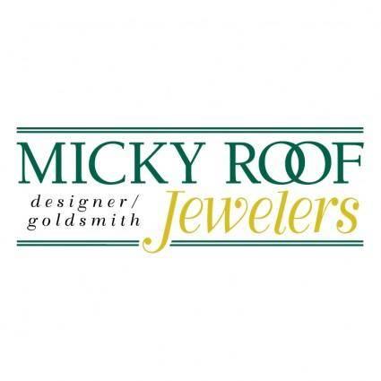 Micky roof jewelers